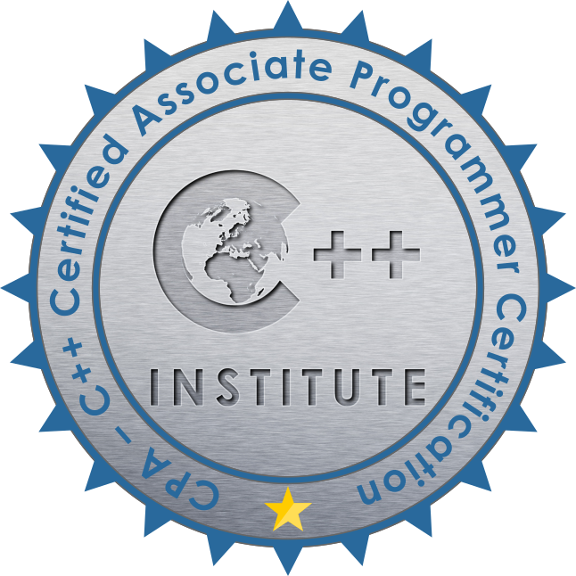 Cpa C Certified Associate Programmer Certification C